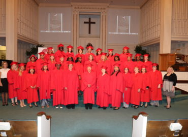 Spring 2018 Graduation Celebration